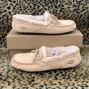 UGG Australia Dakota Amberlight Moccasin Slipper